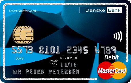 Danske Bank Kortti